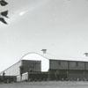 Winston-Salem War Memorial Coliseum, 1964.