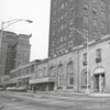Intersection of West Fifth and North Cherry Streets, 1972.