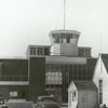 Smith Reynolds Airport and terminal building, 1942.