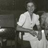 Miriam DuBoise and Dot (Dorothy) Nicholson, 1940.