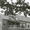 The back of Old Town Club, 1940.