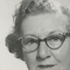 Doris Pardington, 1963.
