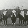 Winston-Salem polo team, 1925.