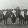 Winston-Salem polo team, 1925.