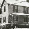 House on Brookstown Avenue, 1941.
