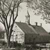 Bethabara Moravian Church, 1938.