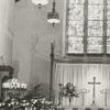 Interior of St. Paul's Episcopal Church, 1937.