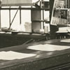 Interior of the Mengel Box Company, 1938.