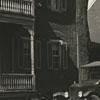Car on South Main Street, 1938.