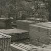 Lumber yard of Fogle Brothers Lumber Company, 1938.