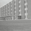 Reynolds Memorial Hospital, located at 1101 E. Seventh Street, 1969.