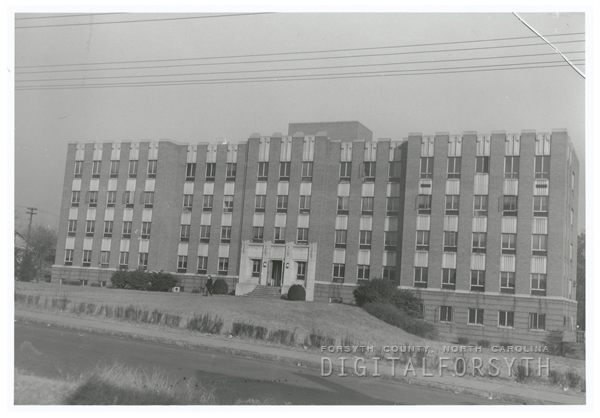 Kate Bitting Reynolds Hospital, 1943.