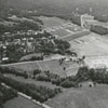 Aerial photo of Robinhood Road at Peace Haven Road. 1963.
