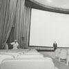 Interior view of the Winston Theatre after remodeling, 1968.