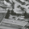 Aerial view of Arista Mills plant on the corner of S. Marshall and Wachovia Streets.