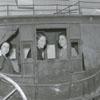 Hattie Butner Stage Coach in Wachovia Historical Museum, 1938..