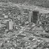 Downtown Winston-Salem aerial, 1965.