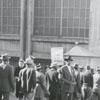 Worker strike at R. J. Reynolds Tobacco Company, 1947.