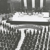 North Forsyth High School graduation at the War Memorial Coliseum, 1965.