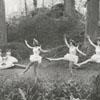 May Day celebration at Salem College, 1957.