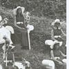 May Day celebration at Salem College, 1968.