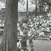 May Day celebration at Salem College, 1968.