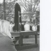 Easter Sunrise Service at God's Acre in Salem, 1971.