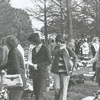 Easter Sunrise Service at God's Acre in Salem, 1973.