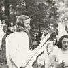 May Day celebration at Salem College, 1941.