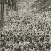 May Day celebration at Salem College, 1948.