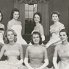May Court for Salem College, 1958.
