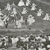 May Day celebration at Salem College, 1964.