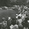 """Moravian drama, """"The Home Road,"""" presented at Bethania, 1959."""
