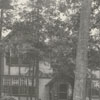 Frederick Fries Bahnson house at 28 Cascade Avenue, 1924.