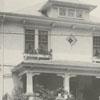 Alphon V. Nash house at 851 West End Boulevard, 1924.