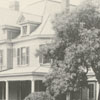 Colonel William A. Blair house at 210 S. Cherry Street, 1924.