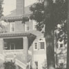 Charles M. Thomas house at 600 Brookstown Avenue, 1924.