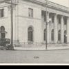 Federal building or post office, 1924.