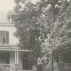 John L. Gilmer house on Cascade Avenue, 1924.
