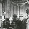 Interior of the Graylyn estate, located off of Reynolda Road.