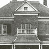 Alfred E. Holton house at 2045 Waughtown Street, 1905.
