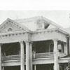 John Wesley Hanes house at 953 W. Fourth Street, 1905.