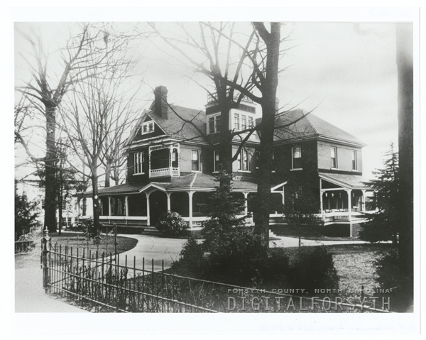 M. N. Williamson house, 644 W. Fifth Street.