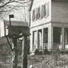 The former headmaster's or principal's house for Clemmons School, 1940.