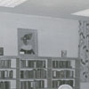 Forsyth County Public Library Dedication, 1953.