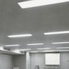 Forsyth County Public Library auditorium, 1953.