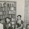 East Winston Branch Library dedication, 1954.