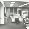 Rural Hall/Stanleyville Branch Library interior, 1982.