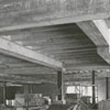 Forsyth County Public Library construction, 1952.