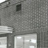 Rural Hall Branch Library exterior, 1966.